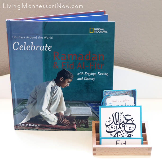 Celebrate Ramadan and Eid Al-Fitr Book with Ramadan and Eid Materials from the Ramadan Mini Unit