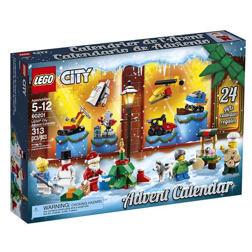 LEGO City Advent Calendar Building Kit