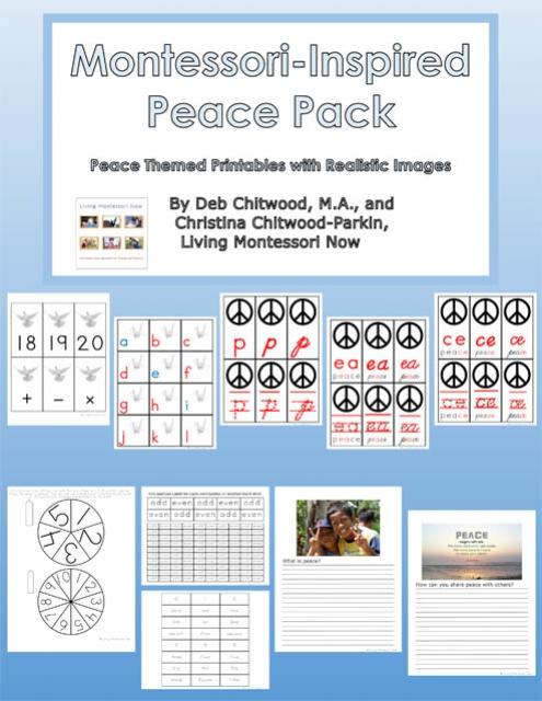Montessori-Inspired Peace Pack