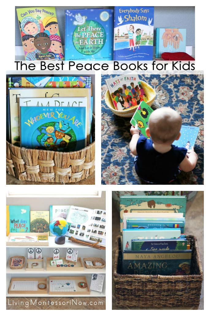 The Best Peace Books for Kids