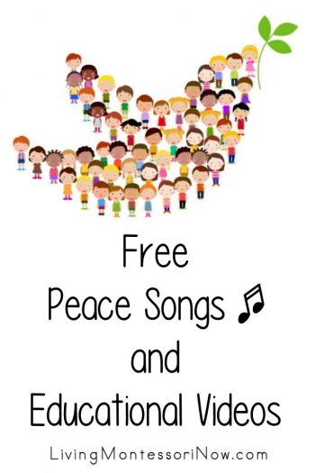Free Peace Songs and Educational Videeos