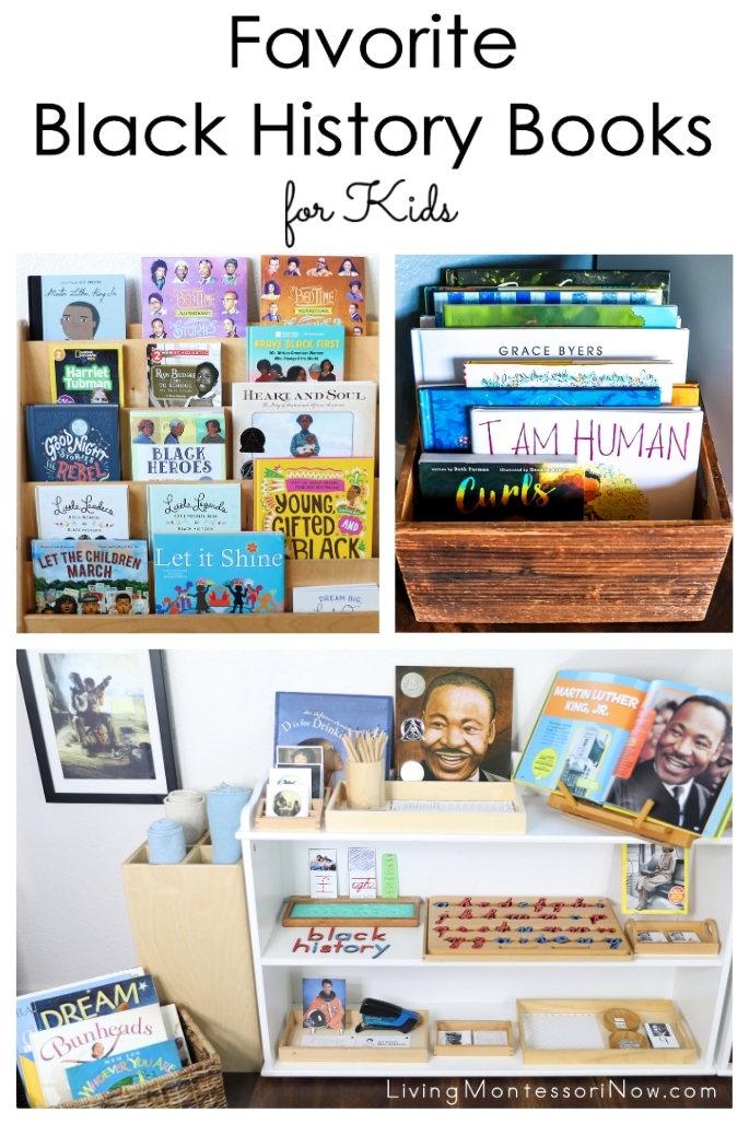 Favorite Black History Books for Kids
