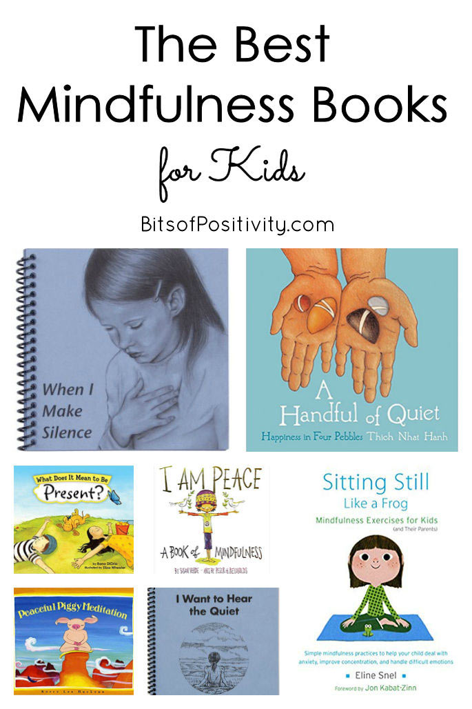 The Best Mindfulness Books for Kids