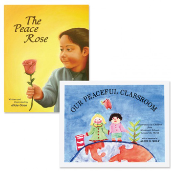 Classroom Peace Book Set from Montessori Services