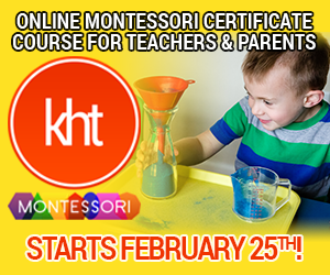 KHT Montessori February 25 Online Course
