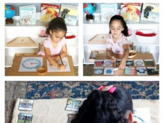 Montessori Telling Time Resources for Preschool Through Elementary