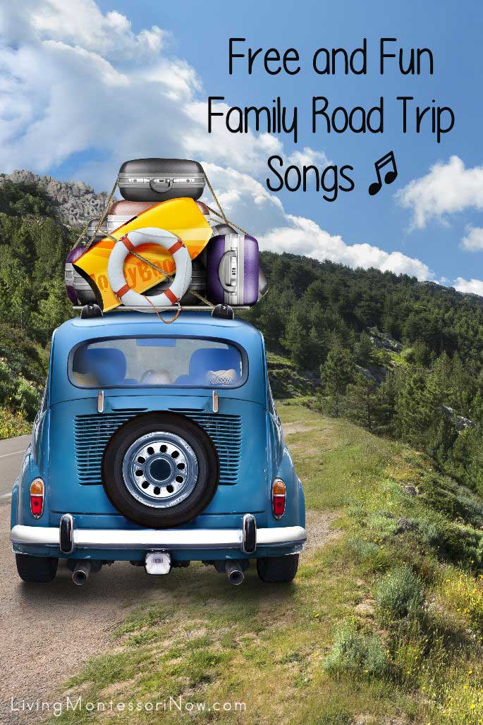 Free and Fun Family Road Trip Songs