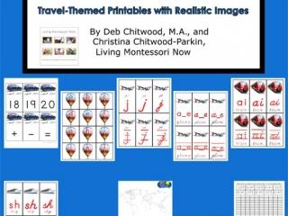Montessori-Inspired Travel Pack