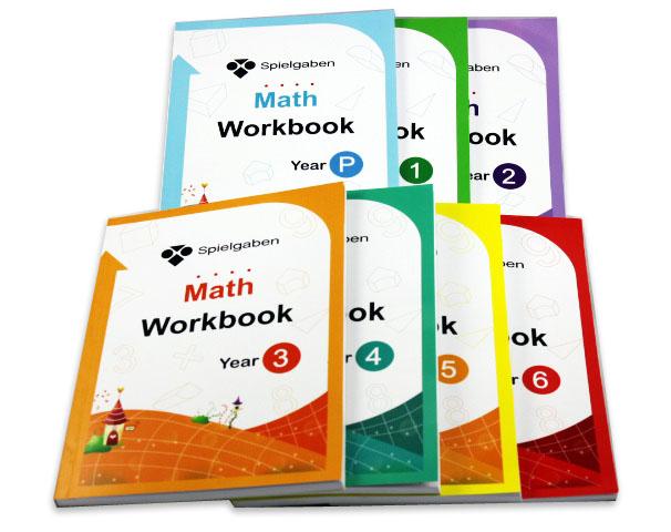 Spielgaben Math Workbook Series