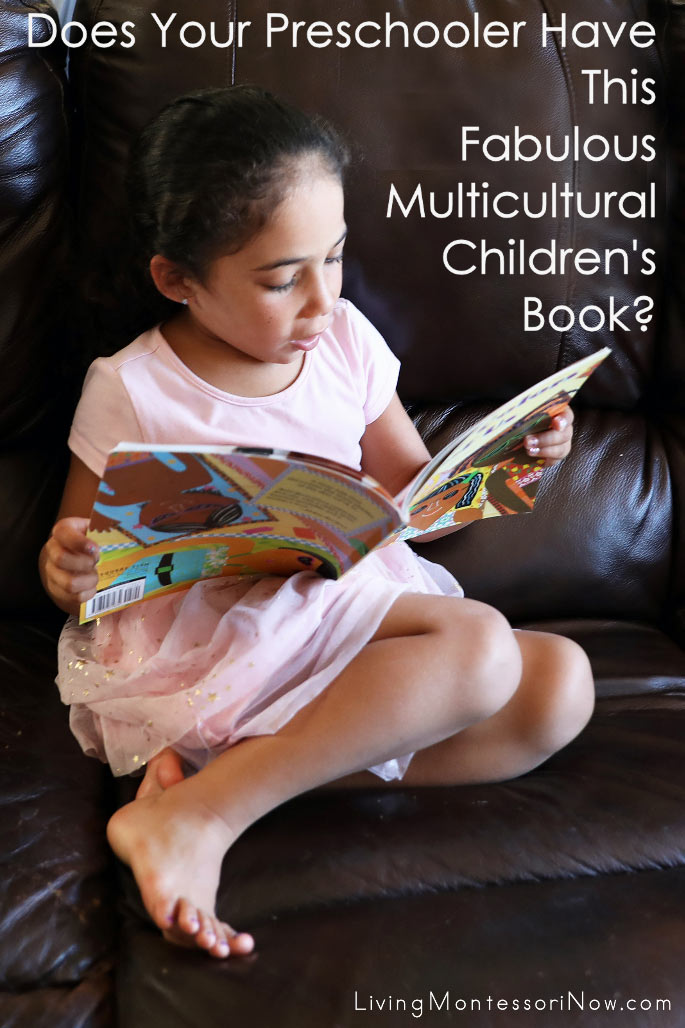 Does Your Preschooler Have This Fabulous Multicultural Children's Book?
