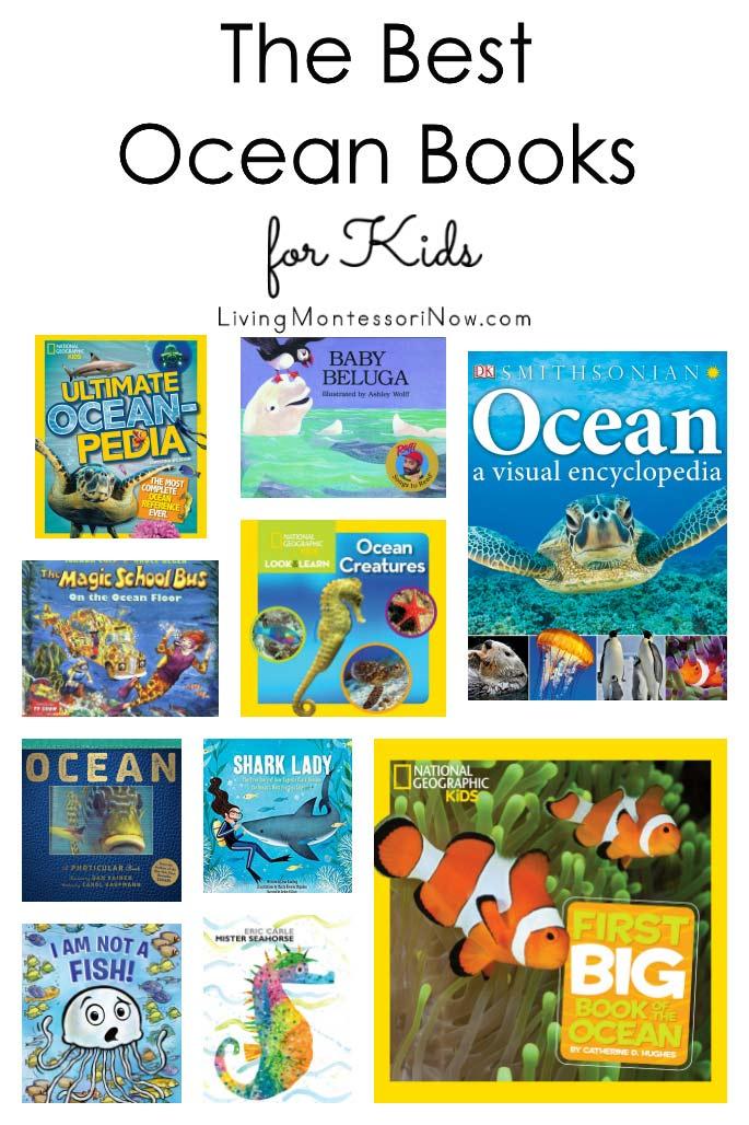 The Best Ocean Books for Kids
