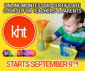 KHT Montessori September 9 Online Course