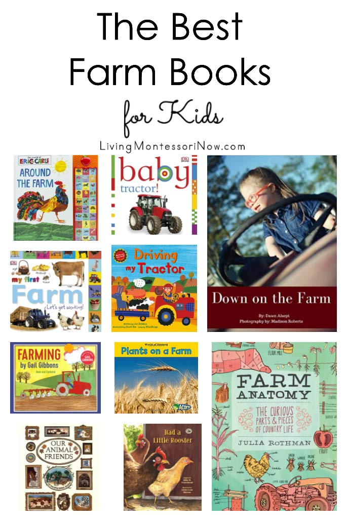 The Best Farm Books for Kids