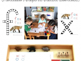 FREE Fox Do-a-Dot Phonics Printable (Montessori-Inspired Instant Download)
