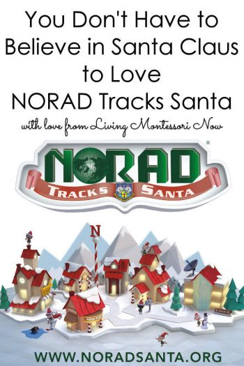You Don't Have to Believe in Santa Claus to Love NORAD Tracks Santa