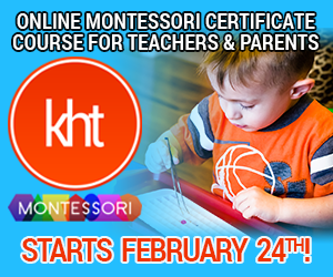 KHT Montessori February 24 Online Course