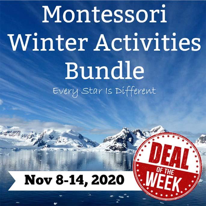 Winter Activities Bundle 50% Off Through November 14, 2020