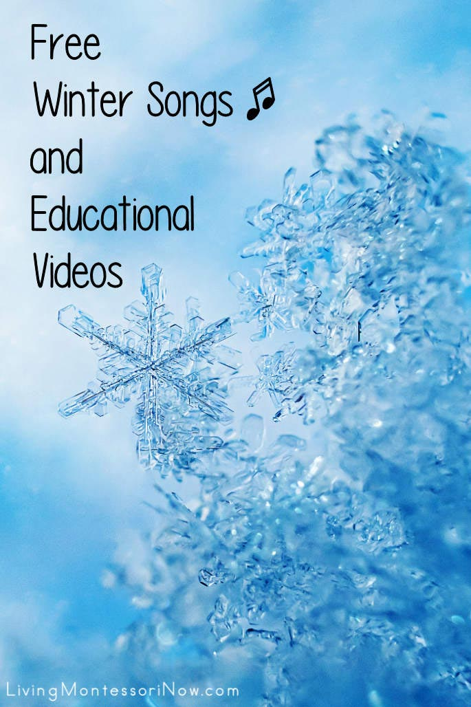 Free Winter Songs and Educational Videos