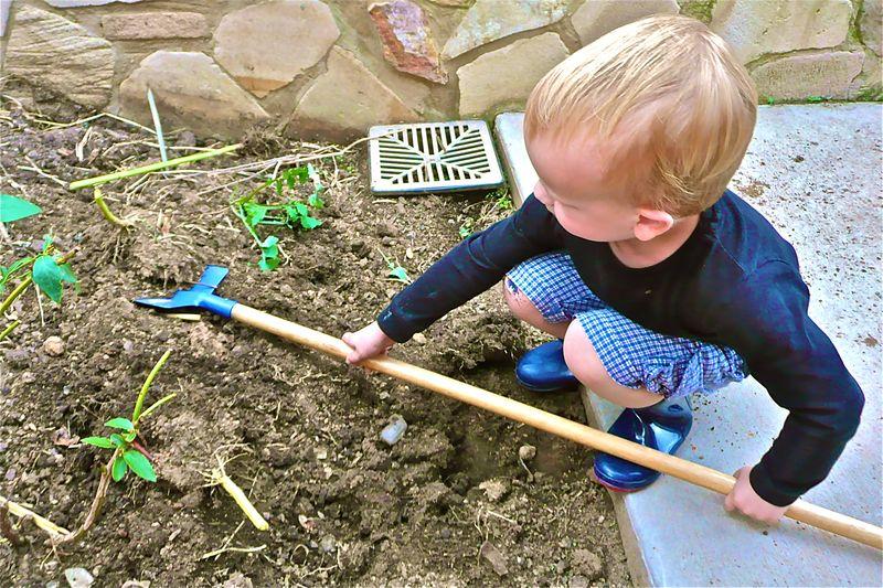 Gardening (Photo from How We Montessori)