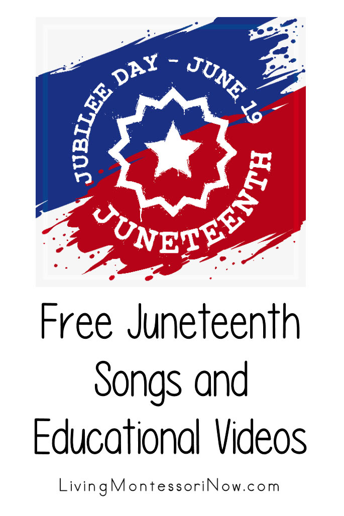 Free Juneteenth Songs and Educational Videos