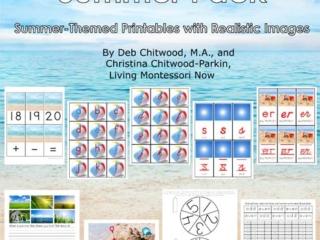 Montessori-Inspired Summer Pack