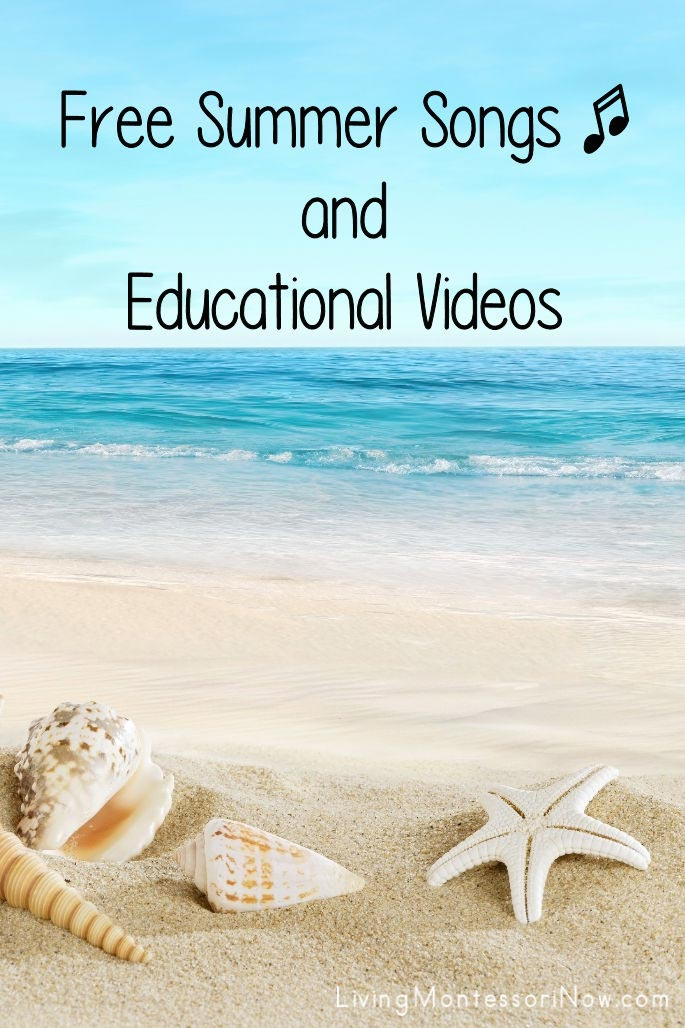 Free Summer Songs and Educational Videos
