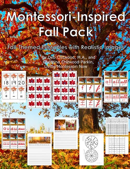 Montessori-Inspired Fall Pack