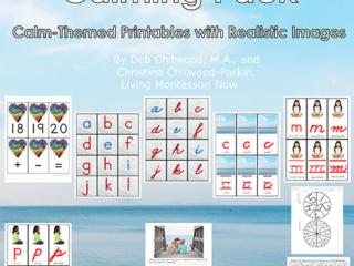 Montessori-Inspired Calming Pack