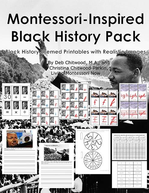 Montessori-Inspired Black History Pack