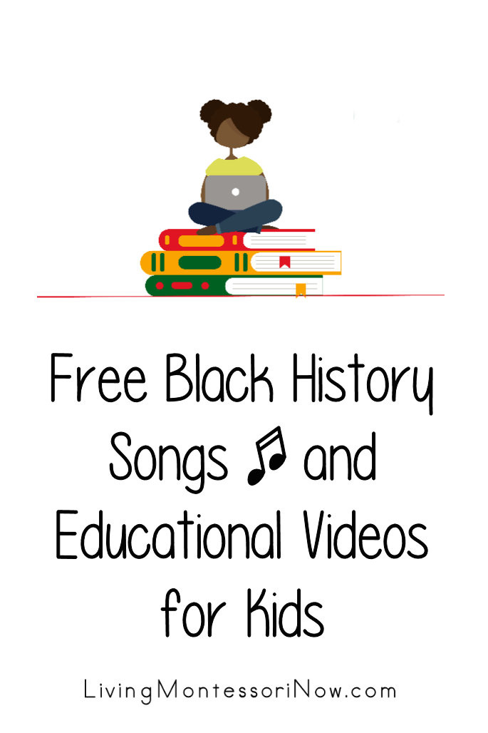Free Black History Songs and Educational Videos for Kids
