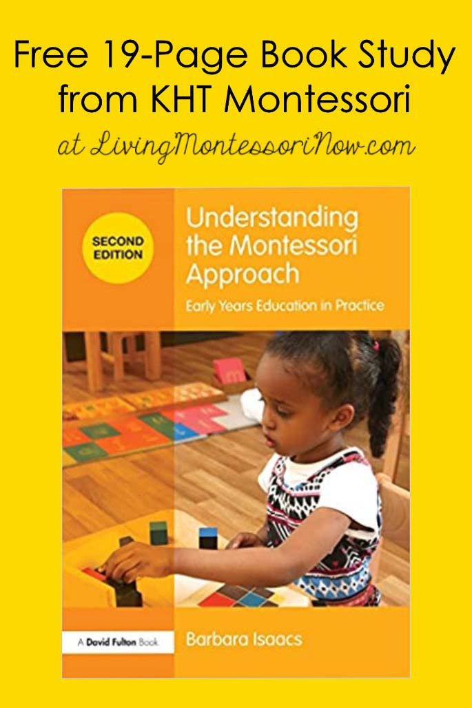 Free 19-Page Book Study from KHT Montessori