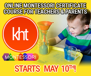 KHT Montessori May 10 Online Course
