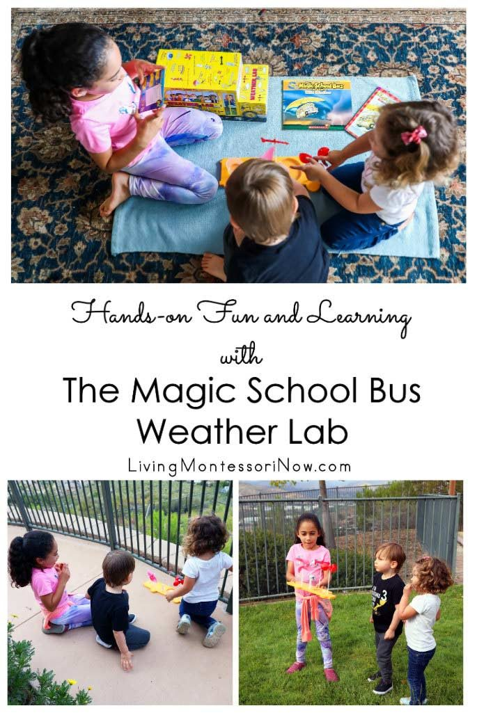 Hands-on Fun and Learning with the Magic School Bus Weather Lab
