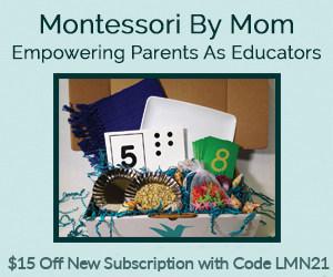 Montessori By Mom Coupon Code LMN21