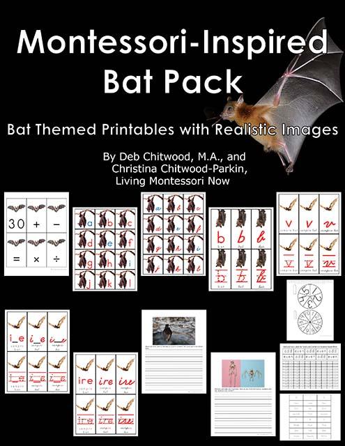 Montessori-Inspired Bat Pack
