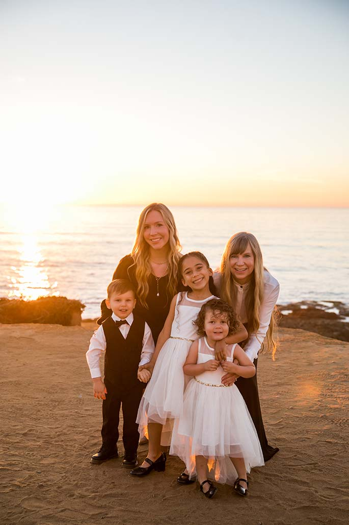 Caleb, Chrissy, Zoey, Sophia, and Deb - The People You'll See on Living Montessori Now
